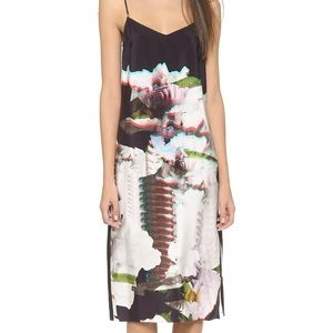 Rebecca Minkoff Martina silk dress worn 1x size 0